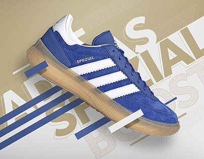 Adidas Limited Edition Campaign