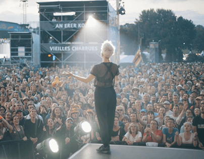 Jeanne Added - Vieilles Charrues 2019 - Aftermotive