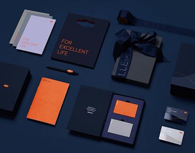 E LIFE Brand Experience Design Renewal