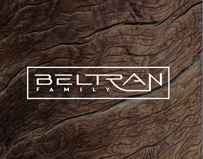 Logo Design Beltran Family