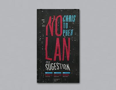 Christopher Nolan - Ciclo Sugestión