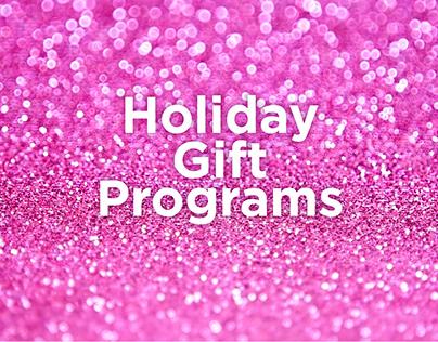 Holiday Programs