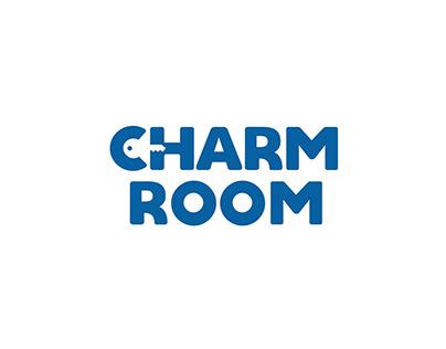 Diseño de logotipo para Charm Room