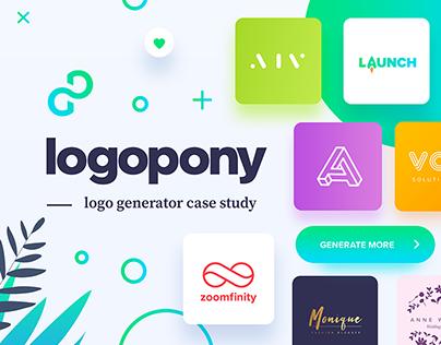 Logo generator - Study Case