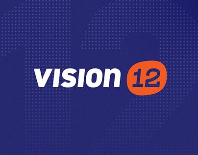 Vision 12 - Brand Identity