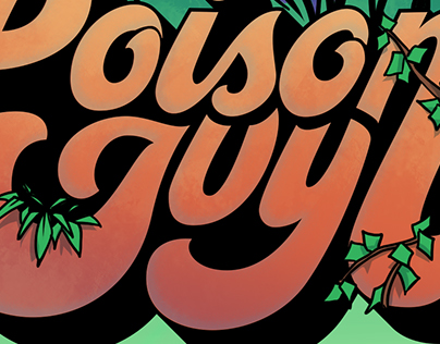 Poison Ivy - Lettering