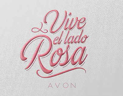 VIVE EL LADO ROSA - AVON