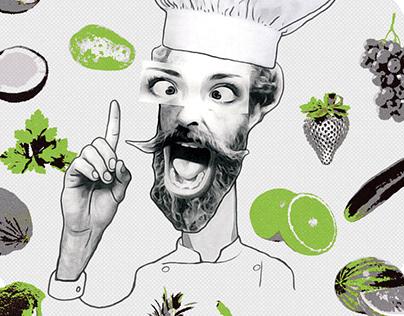 Illustración Collage