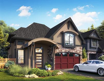 Canada house 04