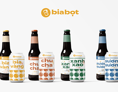 bia bọt Traditional Brewing