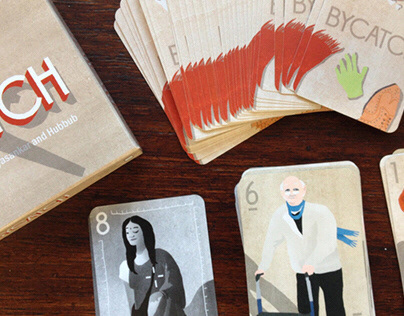 Bycatch, cardgame
