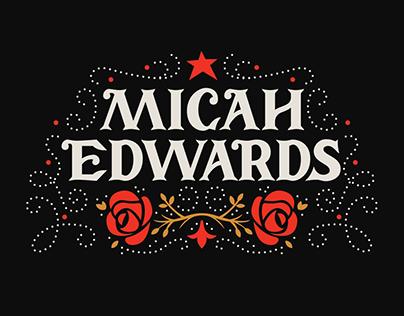 Micah Edwards Branding