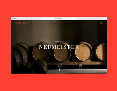 Neumeister Website