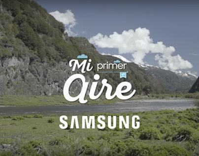 DIGITAL FILM / Samsung Air Purifier