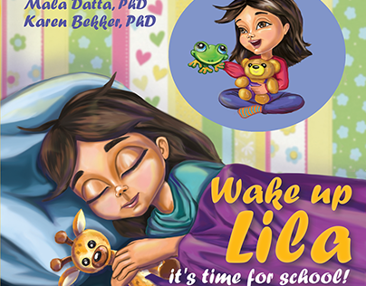 Wake up, Lila it's time for school!