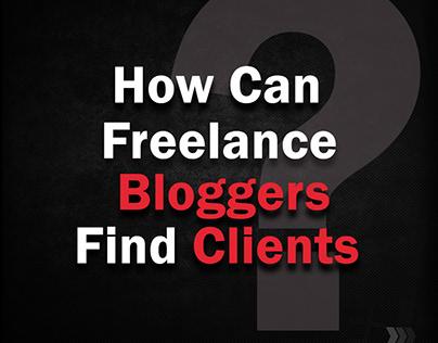 Freelance Bloggers- Social Media Post
