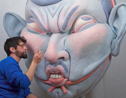 Felt Sculpture 2018