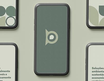 PB Ambiental | Identidade Visual