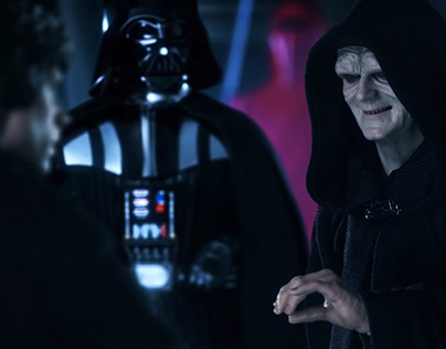 Hot Toy's Emperor Palpatine Figure Preview