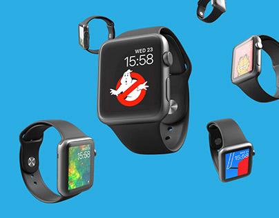 Facer iOS Apple Watch Companion App