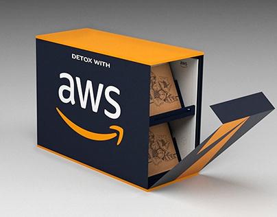 Product Packaging, Detox Kit (AWS), Gift Box