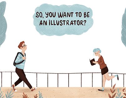 My project about what to do a beginner illustrator