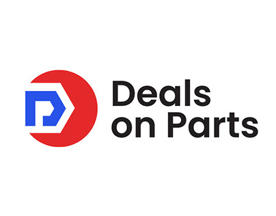 Deals on Parts - The Combination Mark Logo