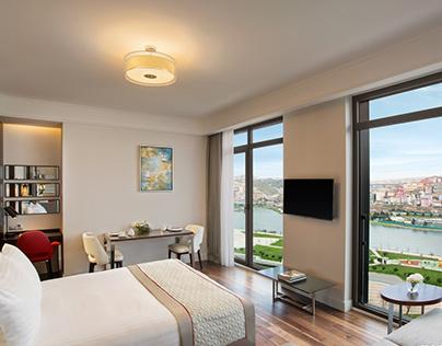 Mövenpick Golden Horn Hotel Photography