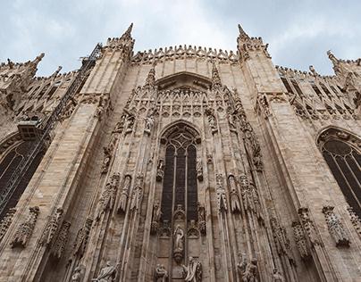 El Duomo di Milano