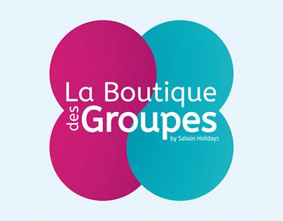 La Boutique des Groupes