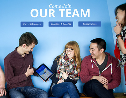 Zillow Jobs Page
