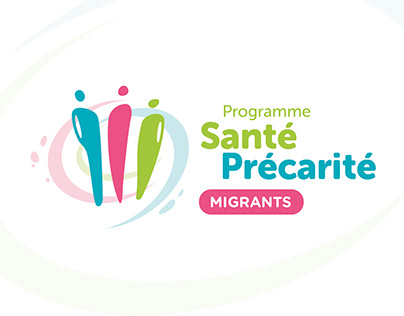 IREPS BFC - Logo Programme Santé Précarité