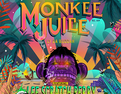 Monkeejuice X Lee Scratch Perry