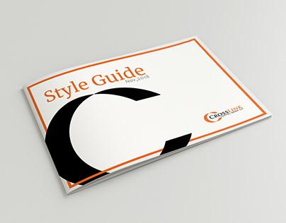 CrossLink Corporate Brand Design