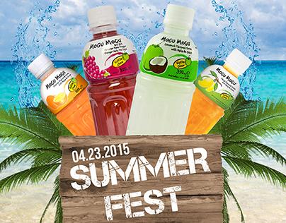 Summer Event Poster