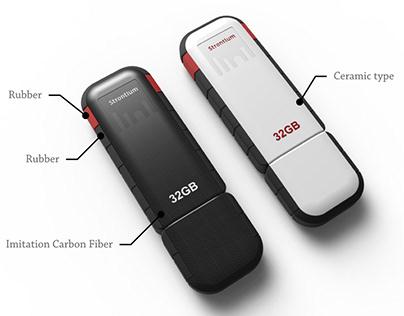 USB Flash Drive Design