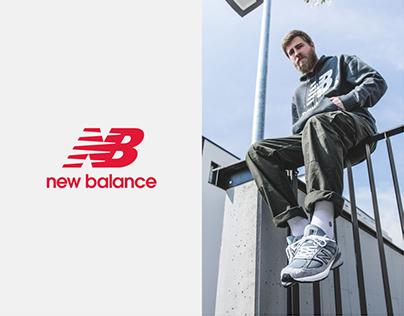 New Balance / e-commerce