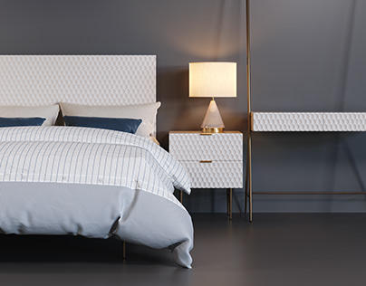 "Bedroom set ""Audrey"" 