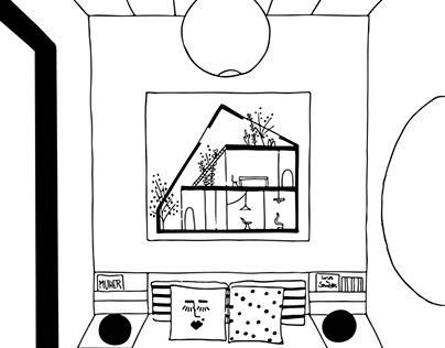 Sección | Illustration