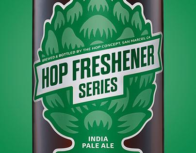 The Hop Freshener Series