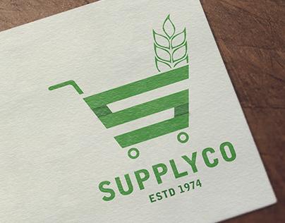 Logo Design For A Supermarket