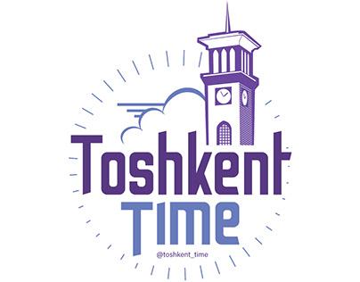 Toshkent Time | Logo | Branding | Identity