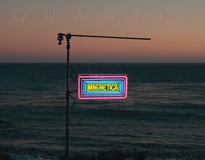 QUANTIC 'Magnetica' Album Campaign