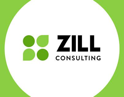 Zill Consulting: Brand Identity & Website Design