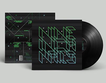 Album Redesign. Nine Inch Nails Pretty Hate Machine