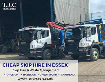 Cheap Skip Hire in Essex