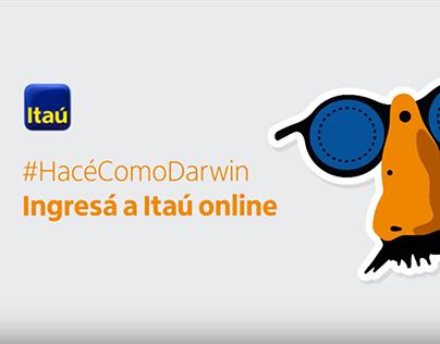 Campaña digital #HacéComoDarwin