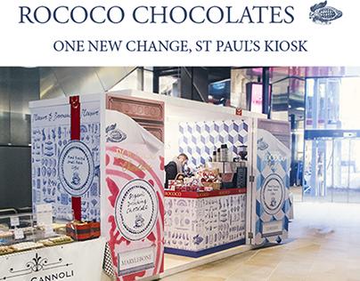 Rococo Chocolates Kiosk
