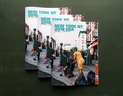 »New York NY 2019 USA« Zine
