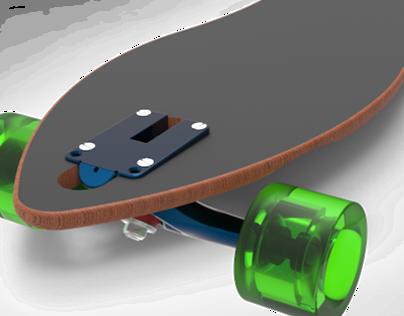 Longboard 1:1 Scale